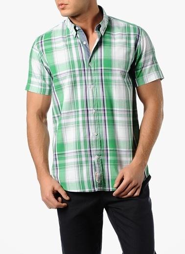 Asymmetry Gömlek Yeşil